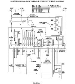 2000 grand caravan radio wiring diagram australian xr650r repair guides diagrams see figures 1 through 50 click image to an enlarged view