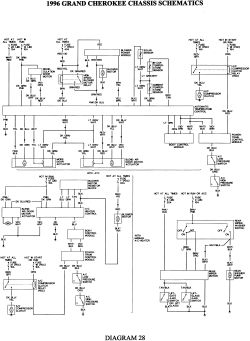 1996 Jeep Cherokee Wiring Diagram, 1996, Free Engine Image