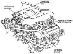 1986 Ford Truck F150 1/2 ton P/U 4WD 5.0L MFI OHV 8cyl