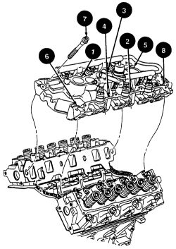 Download free Installing 350 Air Intake Manifold Gasket