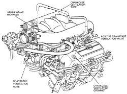 1989 Ford Truck F250 3/4 ton P/U 4WD 7.5L MFI OHV 8cyl