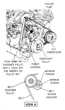 08 Buick Lacrosse Belt Diagram, 08, Free Engine Image For