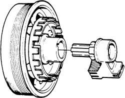 Service manual [1989 Buick Lesabre Crank Sensor Removal