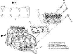 HowToRepairGuide.com: Replacing cylinder heads on