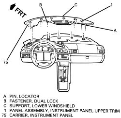 Gm Steering Column Exploded View, Gm, Free Engine Image