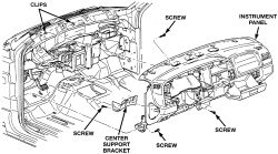 How do you replace a heater core in 1998 dodge durango