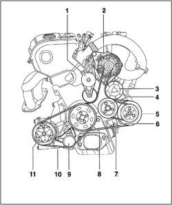 Audi Vr6 Engine Audi 1.8 Turbo Engine Wiring Diagram ~ Odicis