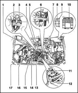 7 3 Injection Pump Fuel Shut Off Solenoid, 7, Free Engine