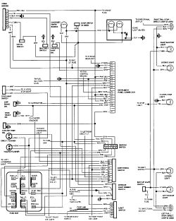 Gm Cruise Control Wiring Diagram GM Dash Wiring Diagrams
