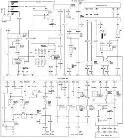 Wiring Diagram 1989 Mercedes Benz Sl560