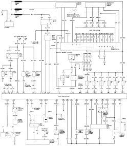 1993 Pathfinder Wiring Diagrams Pathfinder Radio Wire