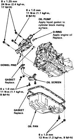 Honda Accord Catalytic Converter Replacement