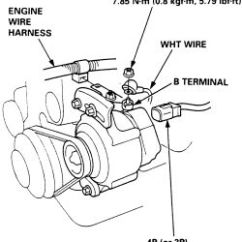 Chevrolet Alternator Wiring Diagram Ls1 2001 Truck Silverado 1500 4wd 5.3l Mfi Ohv 8cyl | Repair Guides Charging System ...