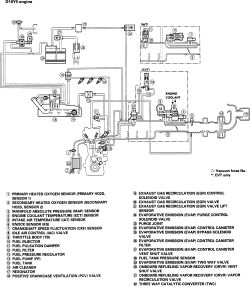 Land Rover Discovery Catalytic Converter Diagram