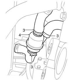 2012 Subaru Outback 2.5i Limited AWD 2.5L FI SOHC 4cyl