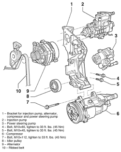 vwrepairs: How to replace Compressor on 2000 VW Beetle