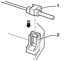 VW Beetle: manual transmission..Blower motor..control