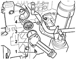 Service manual [Removing Thermostat On A 2005 Scion Tc