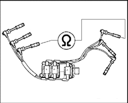 How do you replace a coil in a 2004 beetle 1.8turbo