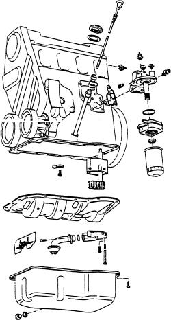 2013 Volkswagen Jetta Engine Diagram Repair Guides Engine Mechanical Components Oil Pan