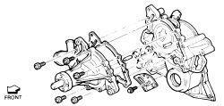 Eldorado: download instructions for replacing a water pump