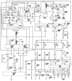 cadillac wiring diagrams semi automatic pistol diagram eldorado schematic clicks repair guides autozone com automotive