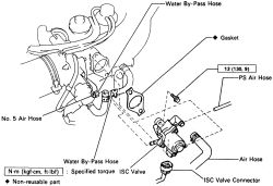Toyota 3vze Engine Vacuum Diagram, Toyota, Free Engine