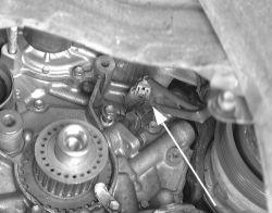 | Repair Guides | Electronic Engine Controls | Crankshaft Position Sensor | AutoZone