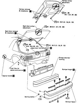 Datsun Z24 Engine 2004 Nissan Xterra Engine Wiring Diagram