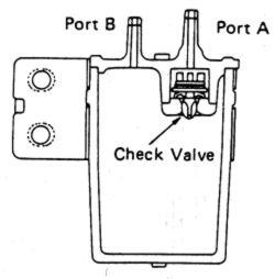 1994 Mazda B3000 Vacuum Diagram, 1994, Free Engine Image