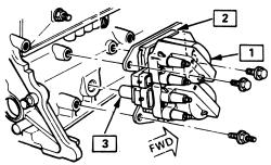 1984 Pontiac Fiero Engine 1984 Oldsmobile Cutlass Engine