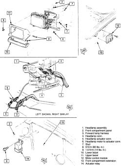 1996 Nissan/Datsun Truck Pickup 4WD 2.4L MFI SOHC 4cyl