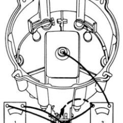 5 7 Distributor Cap Diagram Three Phase To Single Transformer Wiring Hei Firing Two Ineedmorespace Co My Chevy 350 Isnt I Replaced The Ignition Module After Ford Conversion