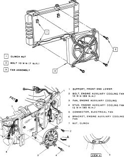 Wiring Diagram Engine Fan