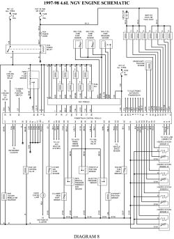 Grand Marquis Suspension Diagrams, Grand, Free Engine