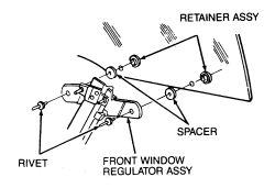 GRAND MARQUIS: HOW TO REMOVE AND REPLACE A WINDOW