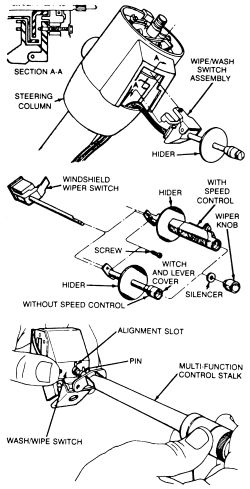 Home Wiring Gauge Guide Repair Guides Instruments And Switches Windshield