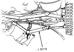 1997 Grand Prix Rear Suspension TSX Rear Suspension Wiring