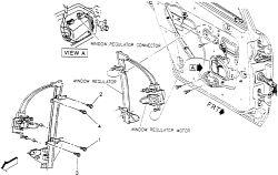 Jeep Grand Cherokee Electrical Diagram Repair Guides Interior Window Regulators And Motors