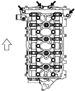 2002 Chevrolet Cavalier: liter..What is the torque sequence