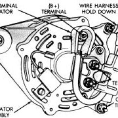 Bosch Alternator Wiring Diagram Holden 1998 Gmc Jimmy Radio Wire Great Installation Of Images Gallery
