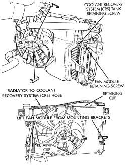 Silverado Electric Fan Wiring Diagram Electric Fan Relay