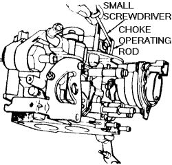 Autolite 1100 Carburetor Diagram Honda 1100 Carburetor