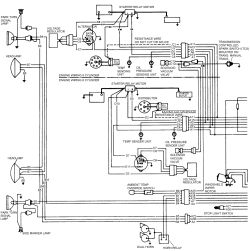 1980 Toyota Pickup Fuse Box Diagram, 1980, Free Engine