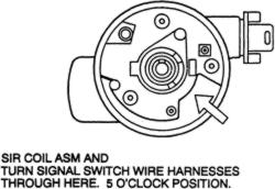 Gm Turn Signal Cam Wiring, Gm, Free Engine Image For User