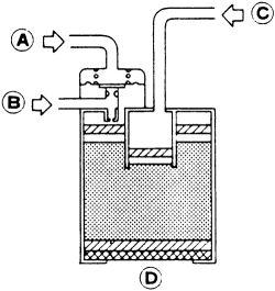 i have 1997 nissan maxima with code p0450 evaporative emission