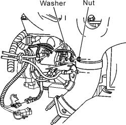 2002 corvette: starter located on the engine.thanks