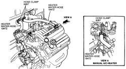 2003 Ford Truck F150 1/2 ton P/U 4WD 4.6L MFI SOHC 8cyl