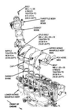 92 Taurus Engine Vacuum Lines PT Cruiser Vacuum Line