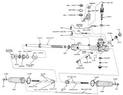 Ford Tie Rod Diagram, Ford, Free Engine Image For User